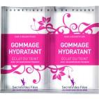 SECRETS DES FEES exfoliante hidratante con brillo orgánico 2x8g