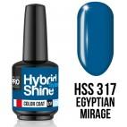 Mini Vernis Semi-Permanent Hybrid Shine Mollon Pro (Par Couleur)