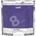 Sottile Biondo polvere decolorante 500 Grs