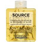 Shampooing Feuilles d'acacia et essence d'aloé Source Essentielle 300ML