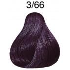 Color Fresh Wella 3/66 - Castagno scuro viola porpora intenso