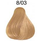 Color Fresh Wella 8/03 Light Blond Natural Golden