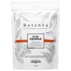 Coloration professionnelle Botanea 100% végétale Pure Henna 400Grs