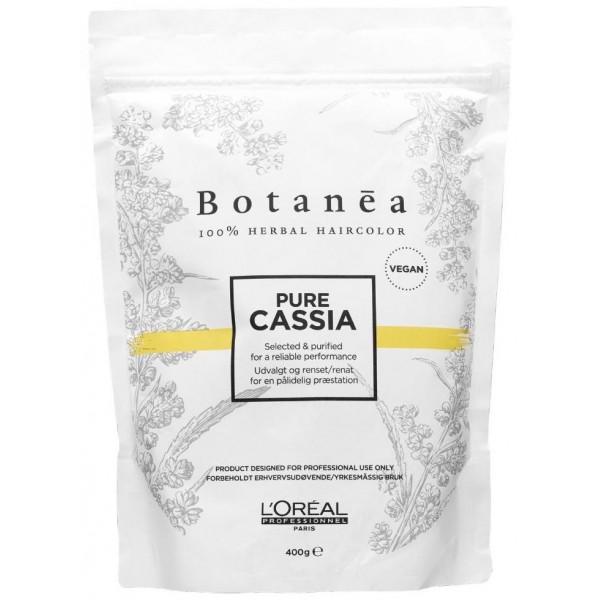 Coloration professionnelle Botanea 100% végétale Cassia 400Grs