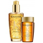 Pack Original oil 100ML + Bath 80ML Elixir Ultime Kérastase