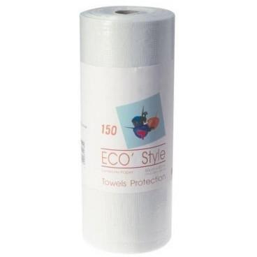 Rouleau serviettes plastifiées Eco Style