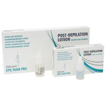 Lotion post épilation 5 X 5 ML