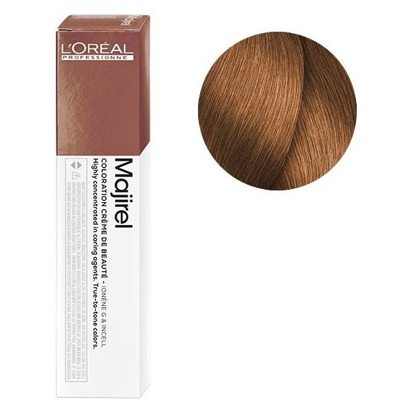 Majirel N ° 8.34 Blond Light Gold Copper 50 ML