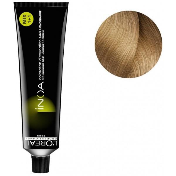 Coloration Inoa n°9.31 blond très clair doré cendré 60ML