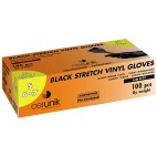 Gants vinyles Blackynyl Cerunik taille S 6/7  x100