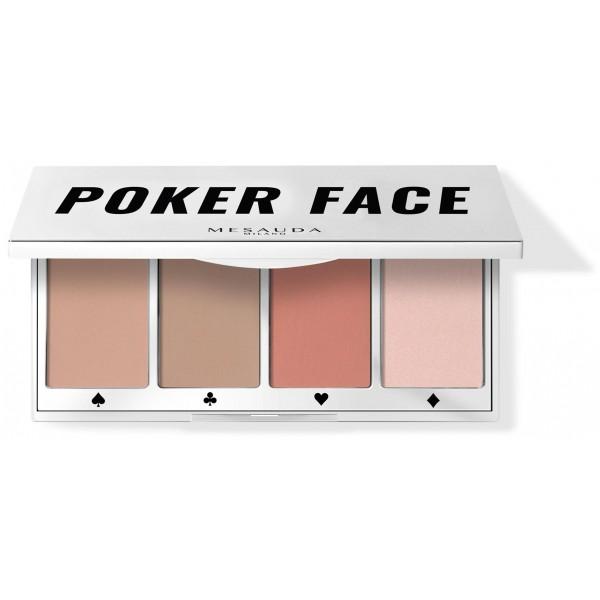 Poker Face Palette Nr. 1 Licht Mesauda