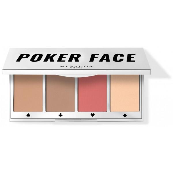 Poker Face Palette Nr. 3 Tan Mesauda