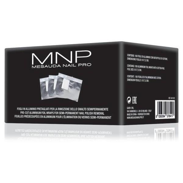 Aluminiumbleche MNP x100