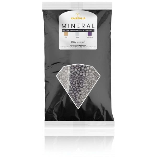 Cire à épiler à usage unique sans bande Mineral deluxe 1KG