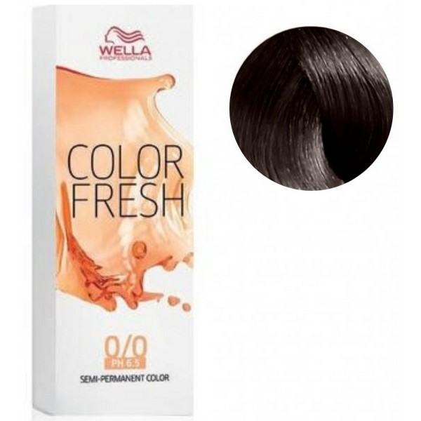 07.04 Farbe Fresh Natural Chestnut Brown 75 ML