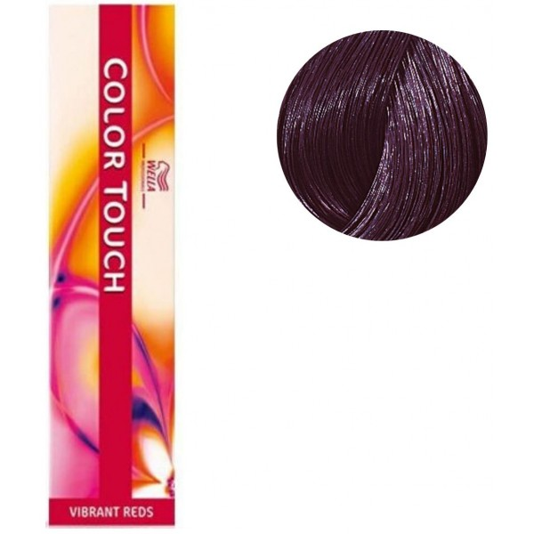 Color Touch 3/66 Dark Brown Violine Intense 60 ML