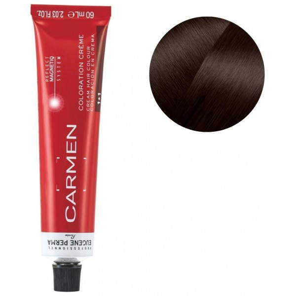 Tube 60 ML Carmen 4.8 Mocca Brown