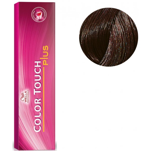 Color Touch 44/07 Chestnut Intense Natural Brown 60 ML
