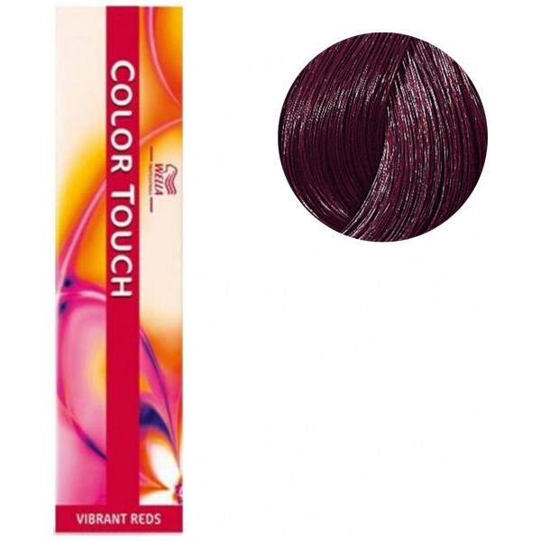 Color Touch 44/65 Light Mahogany Violín Intenso 60 ML