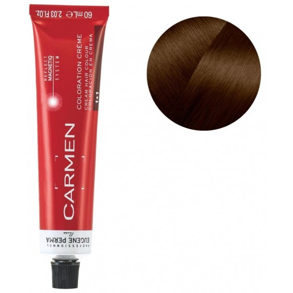 Tube Carmen 60 ML 6.34 dark blond golden copper