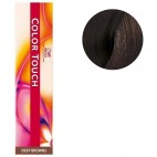Coloration Color Touch Deep browns n°4/71 châtain marron froid Wella 60ML