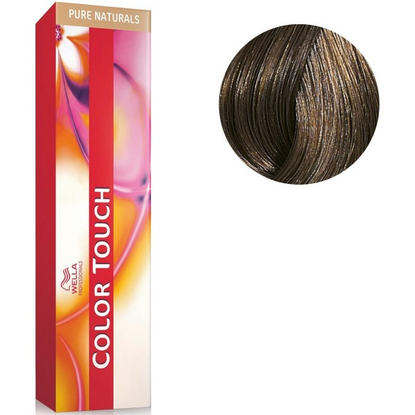 Color Touch 5/0 Light Chestnut 60 ML