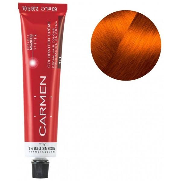 Carmen tubo de 60 ml intensa cobrizo rubio 7,40
