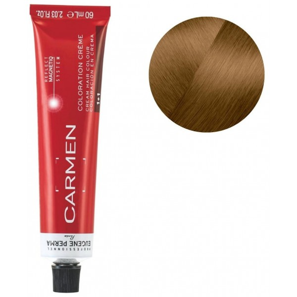 Tube Carmen 60 ML 8.3 Light golden blonde