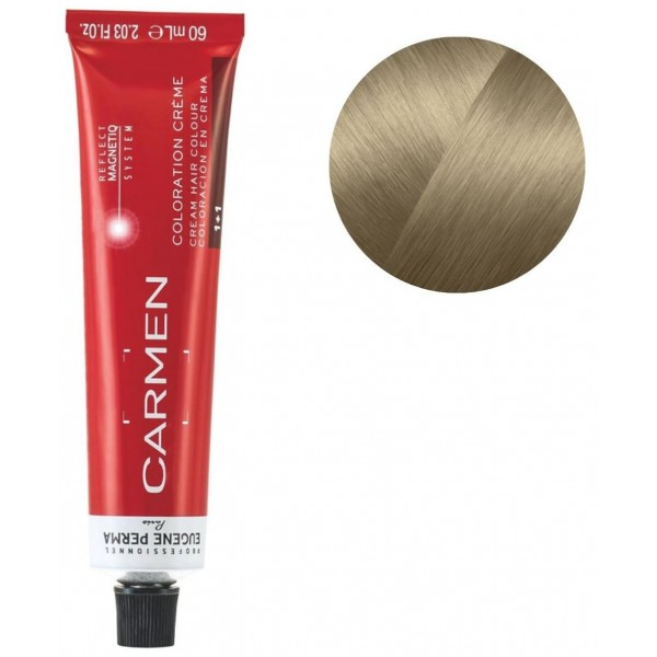 60 ml tube Carmen No. 9N Very Light Natural Blonde