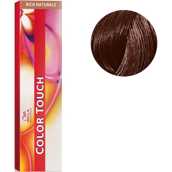 Color Touch 5/37 luz de oro marrón claro 60 ML