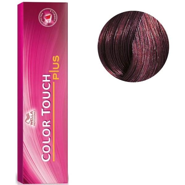Color Touch 55/05 - Castagno chiaro intenso naturale mogano - 60 ml