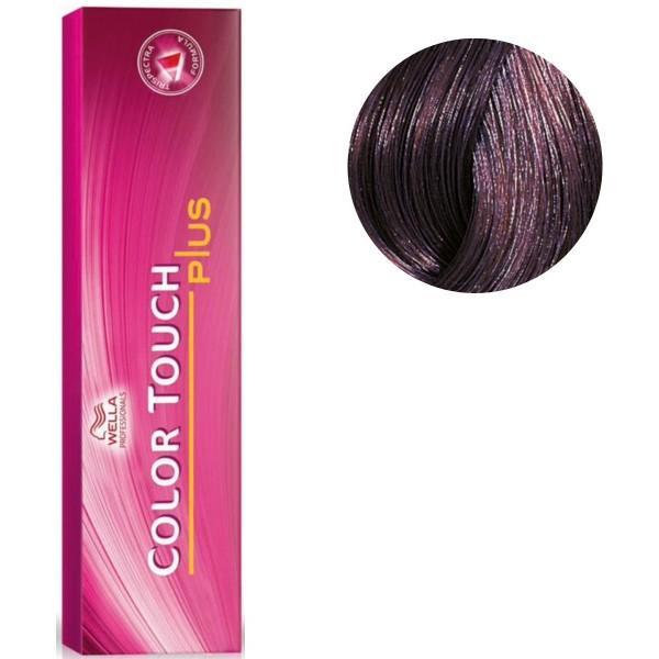 Color Touch 55/06 - Castagno chiaro intenso naturale viola porpora - 60 ml