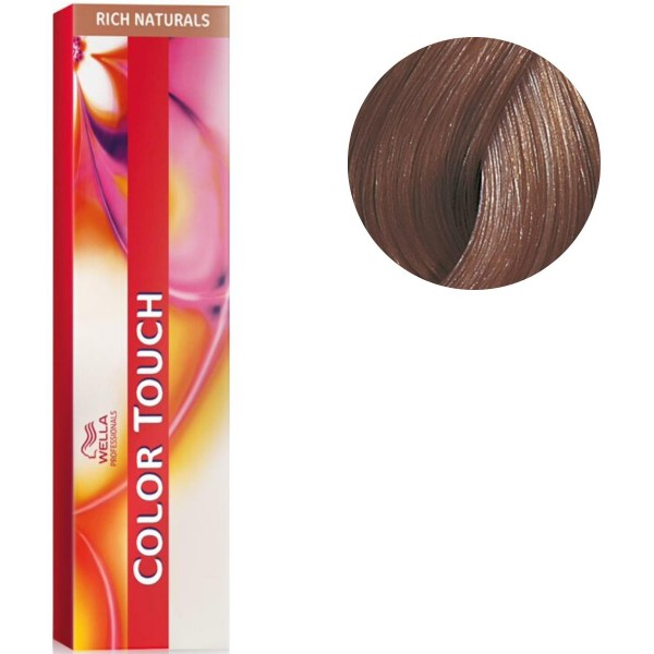 Color Touch 6/37 Blond Foncé Doré Marron 60 ML