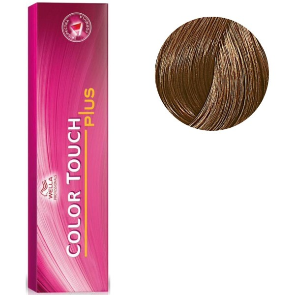 Color Touch 66/03 - Biondo scuro intenso naturale dorate - 60 ml