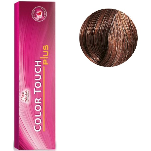 Color Touch 66/04 Dunkelblond Intensives Natur Kupfer 60 ML