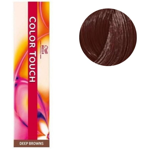 Color Touch 6/75 Dark Blonde Brown Mahogany 60 ML