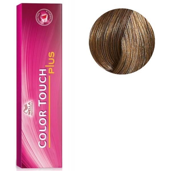 Color Touch Plus 77/07 Blond Intense Naturel Marron 60 ML