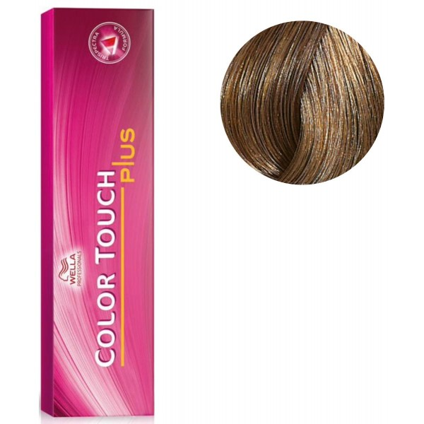 Color Touch 77/07 Blonde Intensive Natur Brown 60 ML