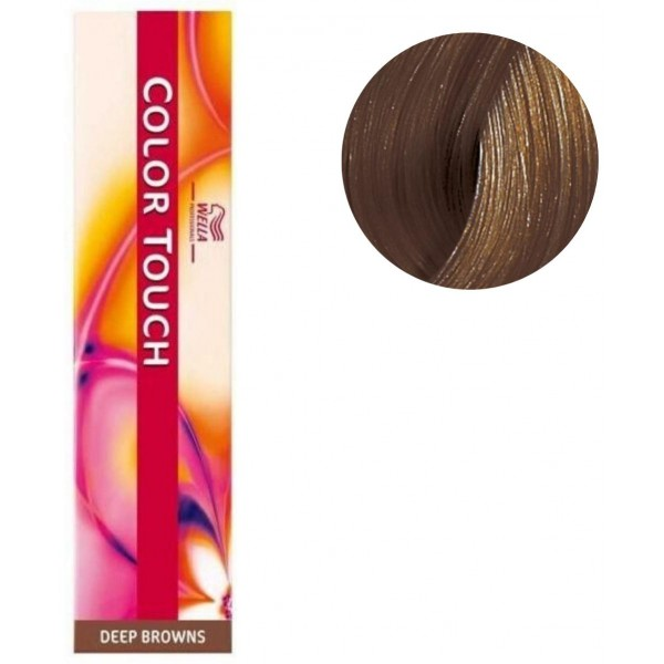 Color Touch 7/71 Kalt Blond Braun 60 ML