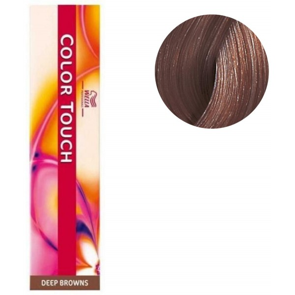 Color Touch 7/75 Blond Braun Mahagoni 60 ML