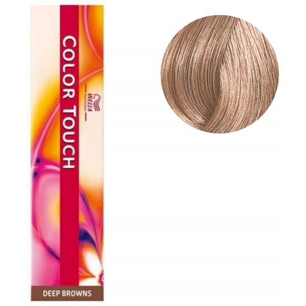 Wella Color Touch 60 ML 9/97 Blonde sehr hellbraun geräuchert