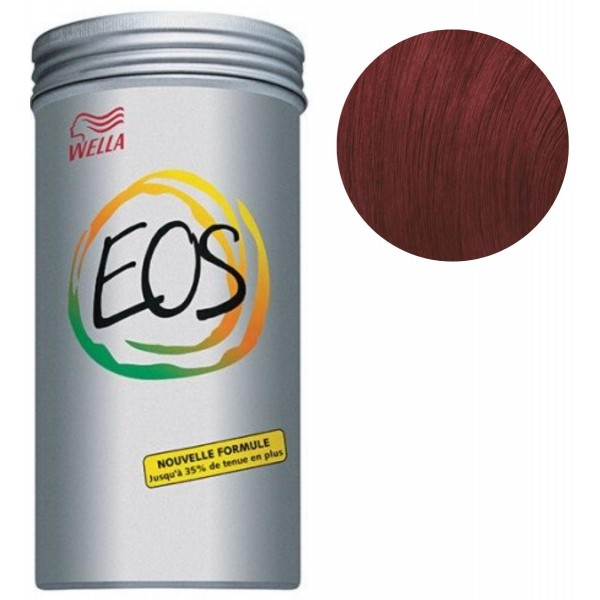 EOS Coloration Wella Poivron Rouge