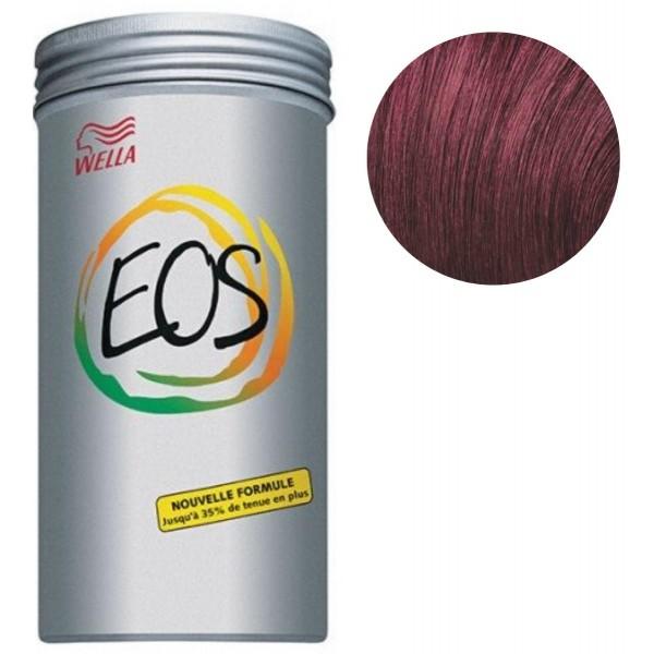 EOS Wella Color Purple Tandoori