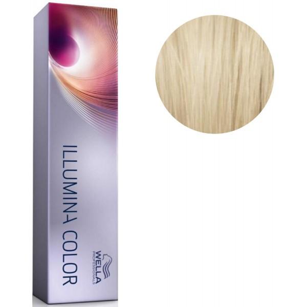 Illumina color rubio 10/93 Muy Muy ligero ahumado Oro 60 ML
