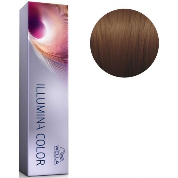 Illumina Color 5/35 Chatain Clair doré Acajou 60 ML