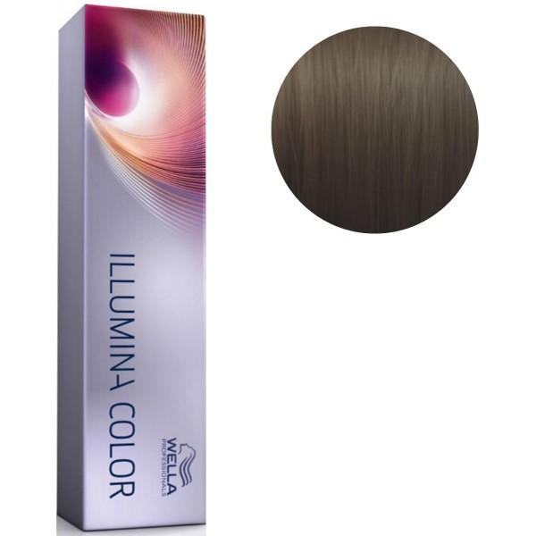 Illumina Color 5/81 - Castagno chiaro perlato cenere - 60 ml