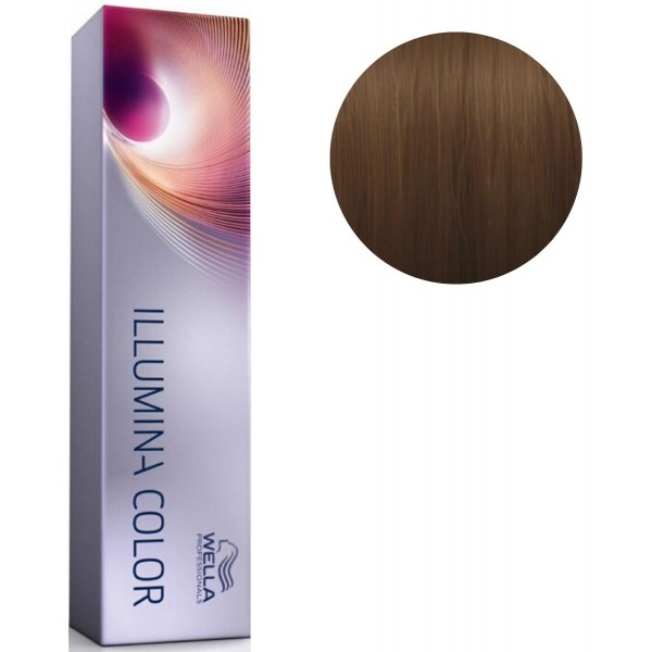 ILLUMINA Color Blond Foncé Doré Marron 6/37 60 ml