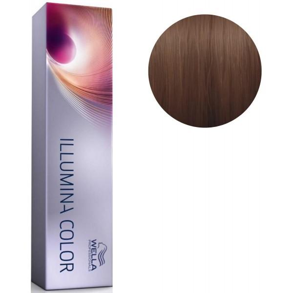 Illumina Color Dark Blonde 6/76 Brown Violine 60 ML