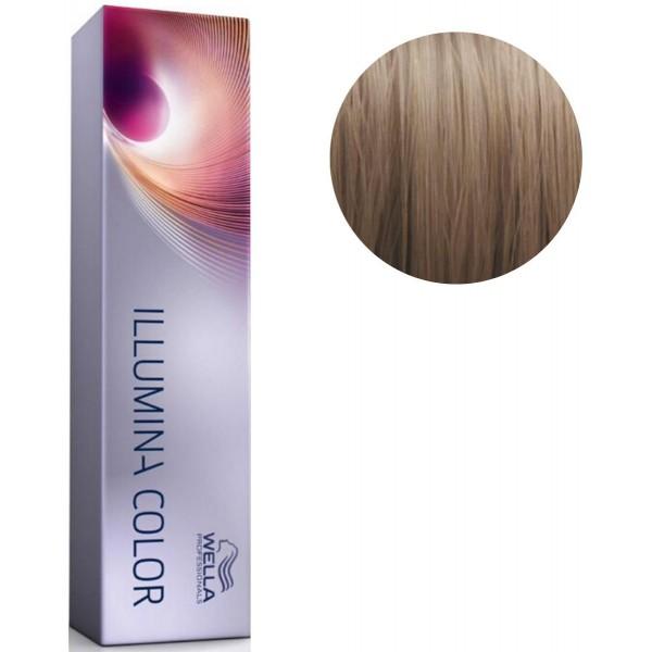 Illumina Color 8/1- Biondo chiaro cenere - 60 ml