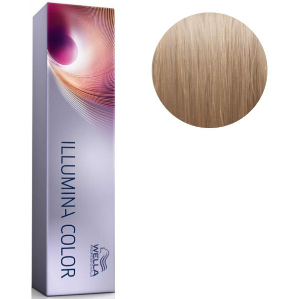 Illumina Color 9/60 - Biondo molto chiaro viola porpora naturale - 60 ml